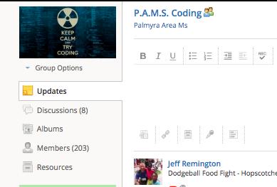 PAMS Coding
