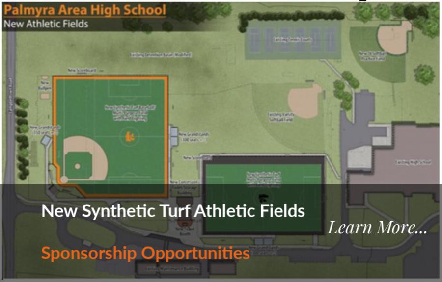 Turf Field Sponsors
