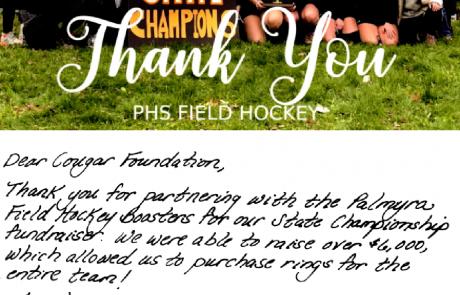 Palmyra-Field-Hockey-Thank You