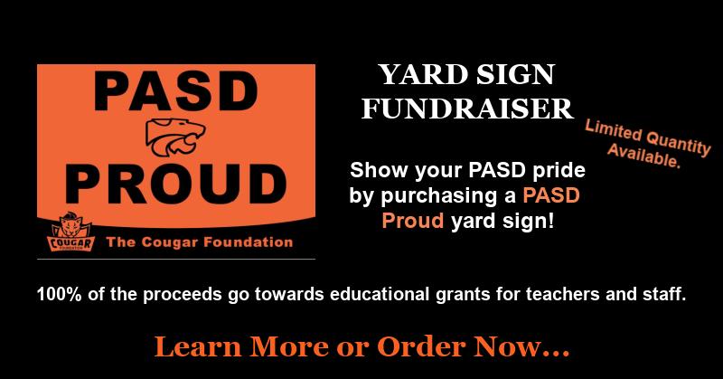 Yard Sign Fundraiser